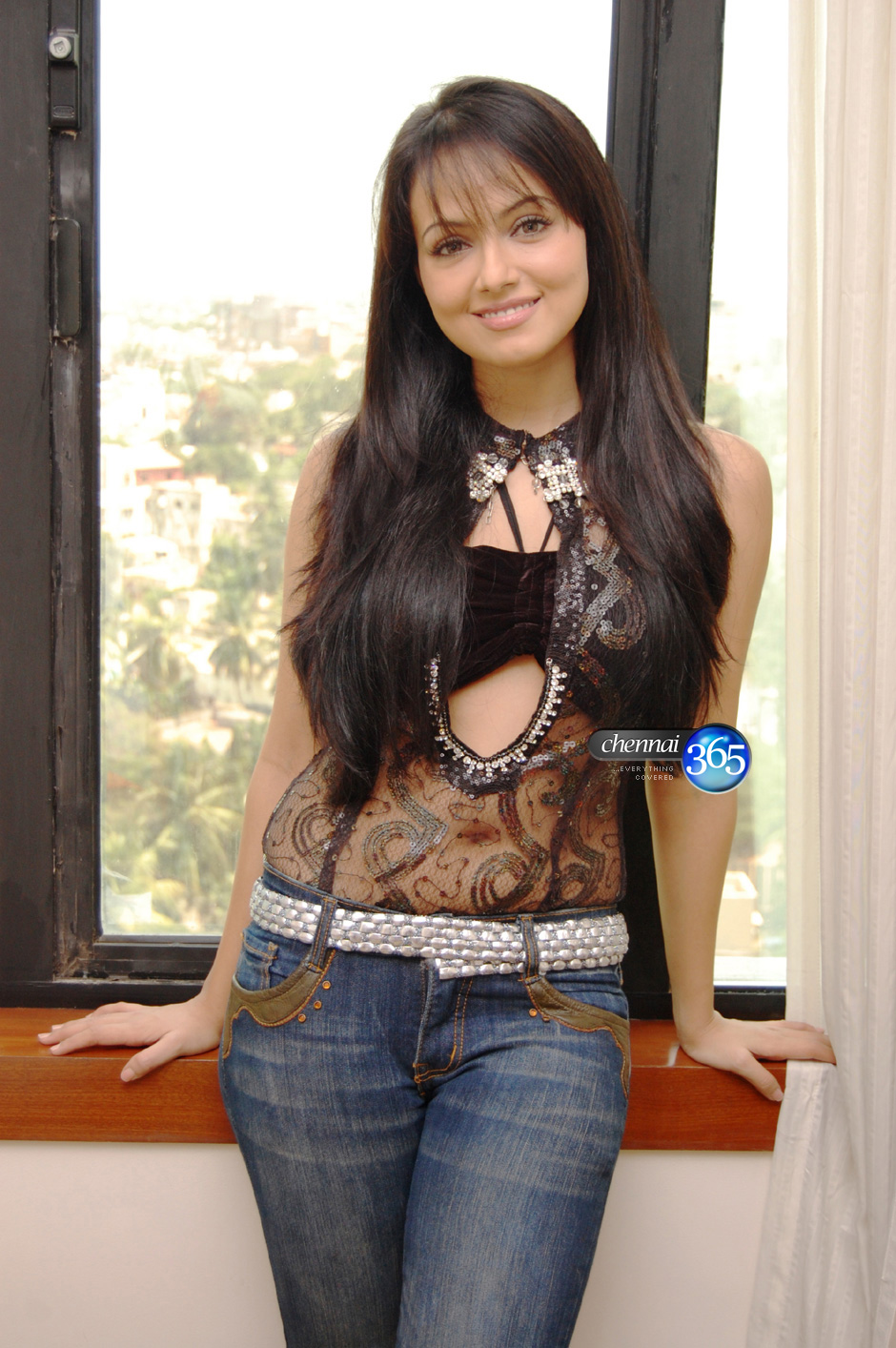 Indian Hot Actress Masala Sana Khan Hot Sexy Indian -8205