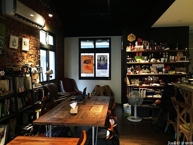 IMG 2820 - 【台中咖啡】設計師的咖啡夢『好日咖啡』讓學區裡的孩子有個好的放鬆去處@老厝咖啡@台中咖啡