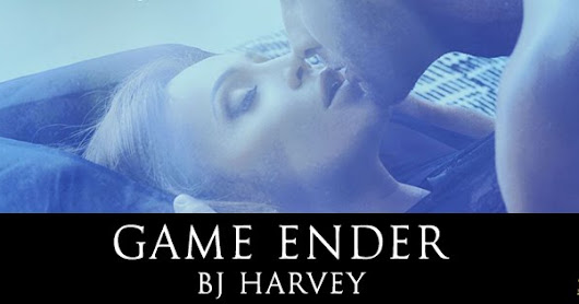 Game Ender (Game #4) Cover Reveal and Pre-Order!!