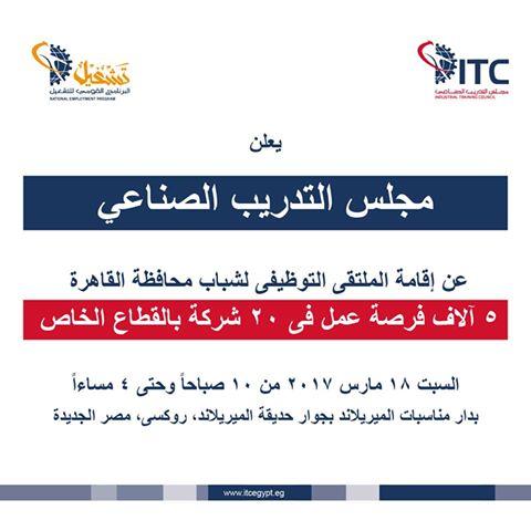 المتلقى التوظيفى لشباب محافظة القاهرة الكبرى