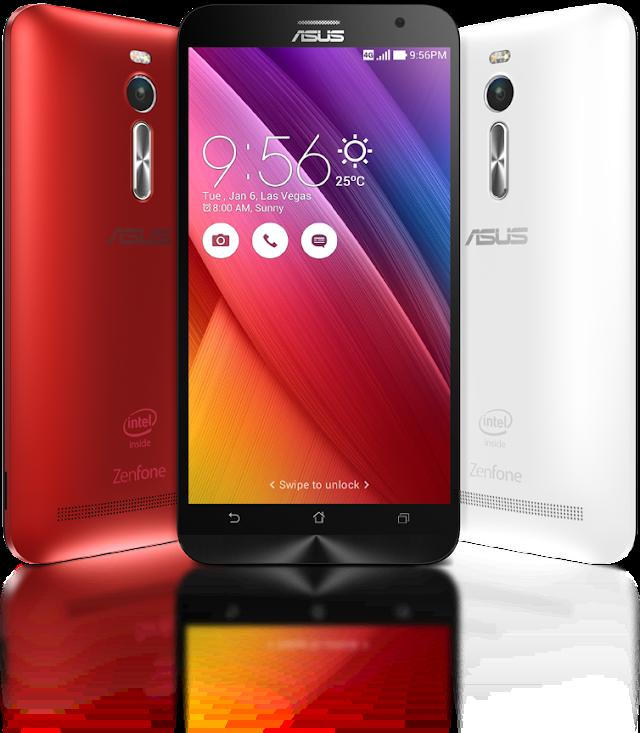Cara Secreenshot Smartphone Asus Zenphone 2