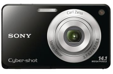 Sony Cyber-shot DSC-W560 Specifications and Price