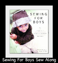 Sewing For Boys Sew Along
