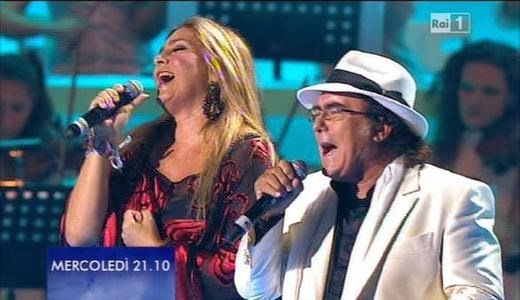 Romina Power and Al Bano in Moscow full concert
