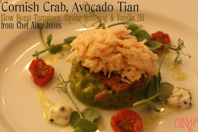 Cornish Carb with Avocado Tian | Anyonita Nibbles Gluten Free