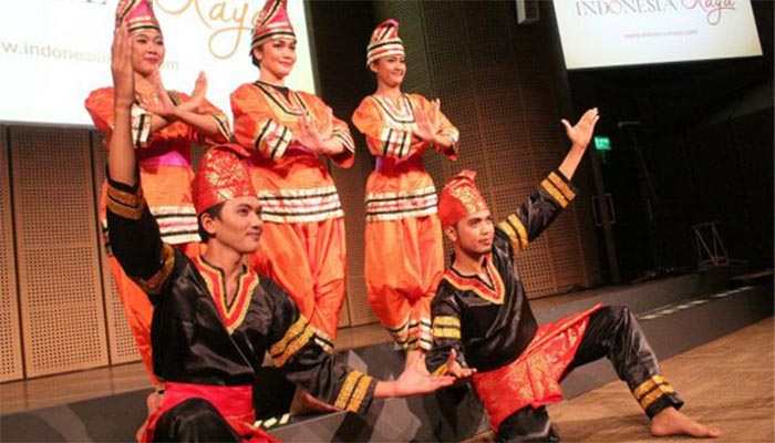 Tari Rantak, Tarian Tradisional Dari Sumatera Barat