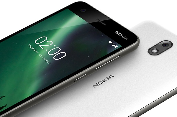 NOKIA 2 launched with 5-inch HD display, 1GB RAM and 4100 mAh battery