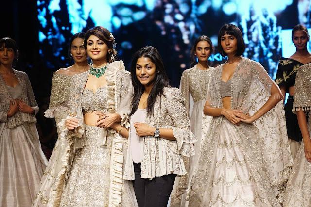 Shilpa Shetty Lakme Fashion Week Photo