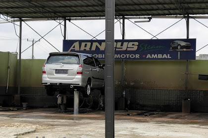 Cuci Mobil di Arneys Sidomulyo Lampung Bersih dan Nyaman