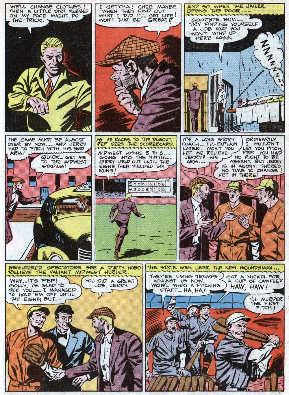 Read online Action Comics (1938) comic -  Issue #39 - 21