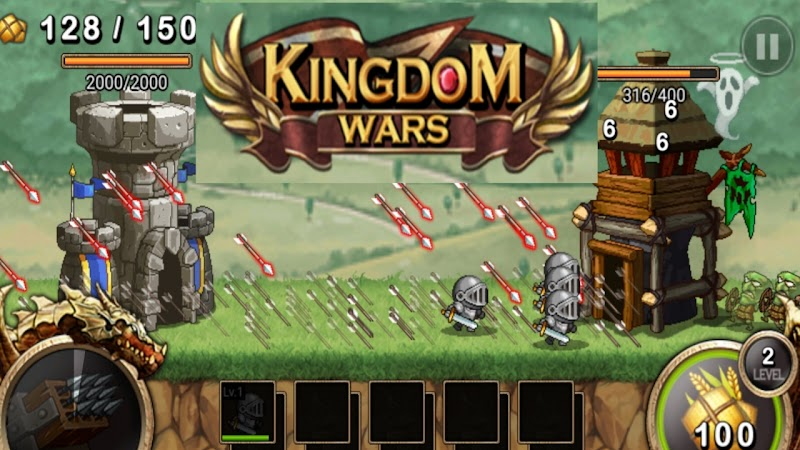 Download Games Kingdom Wars Mod Apk