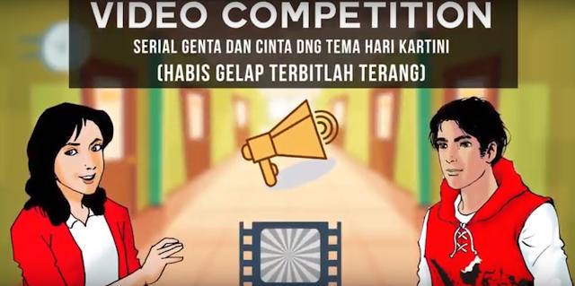 Video Competition National 2019 Oleh Genta Bangsa, GRATIS