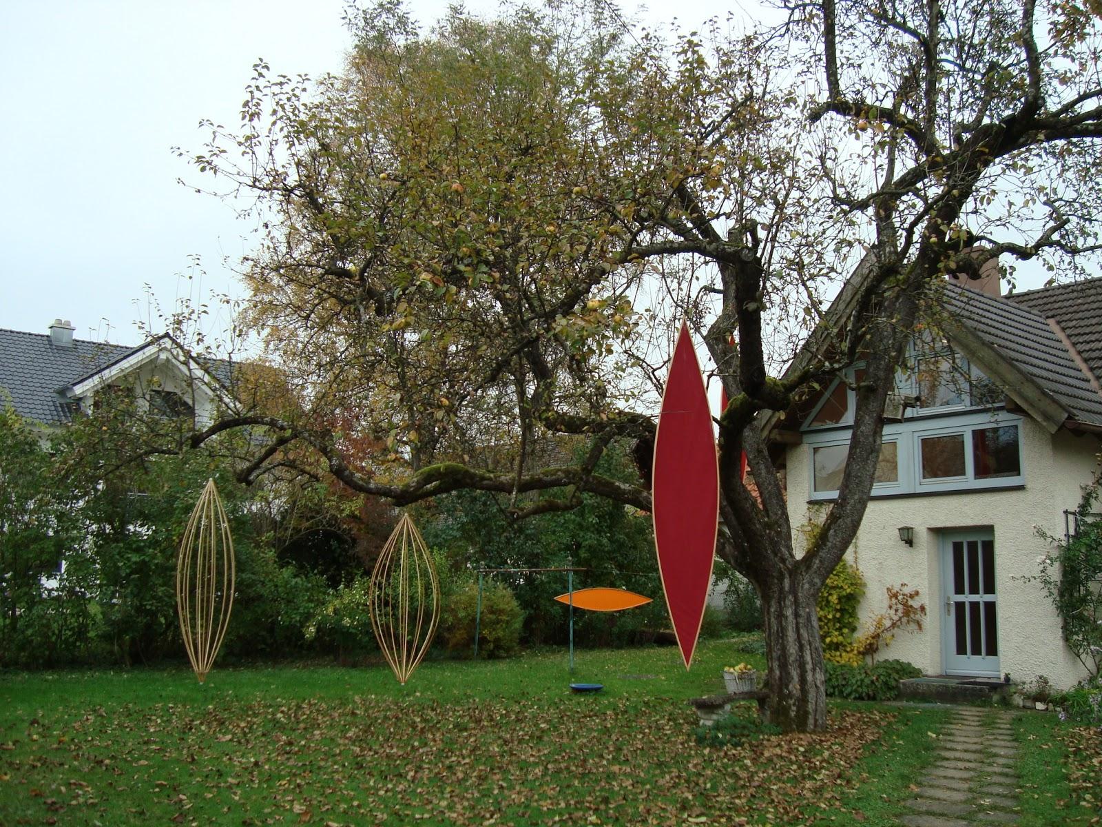Galerie auf zeit weilheimer ateliertage max mirlach - Windsegel garten ...