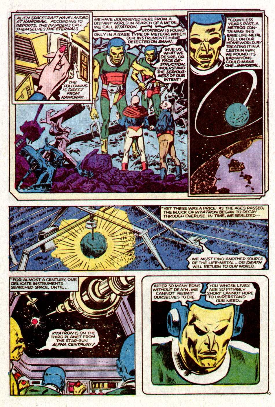 Read online Secret Origins (1986) comic -  Issue #17 - 11