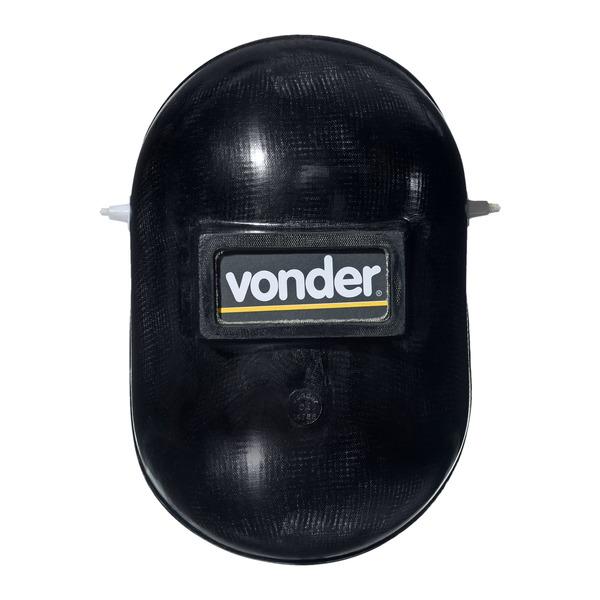 Máscara para solda com visor fixo. Certificado de aprovação CA:14766