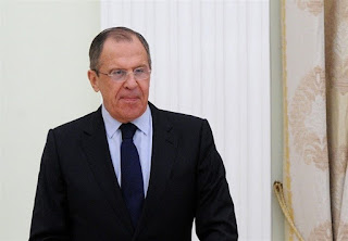 The Russian foreign minister