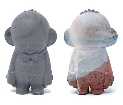 Whyno Mini Concrete Figures by Dez Einswell x Concrete Geometric