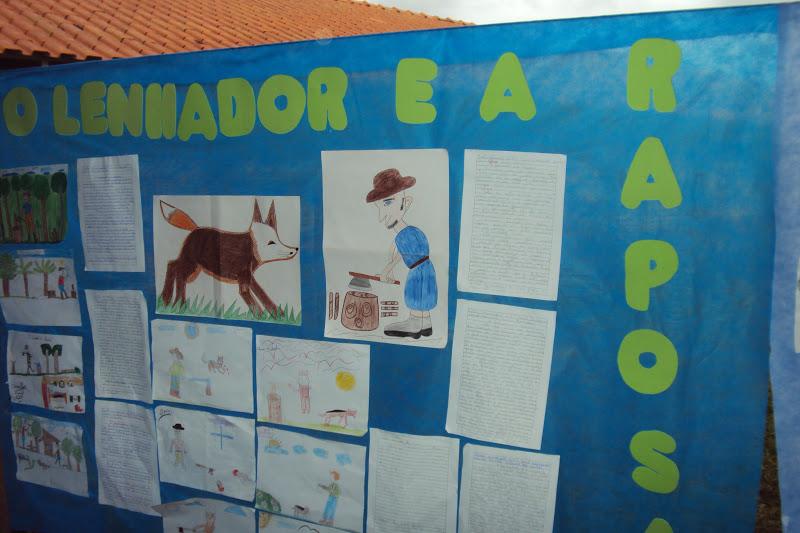 Escola Municipal Irmã Leodgard Gausepohl Produções: ESCOLA IRMÃ LEODGARD EDUCANDO PARA A VIDA! : Culminância
