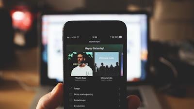 3 Cara Menampilkan Lirik Lagu Spotify di Android