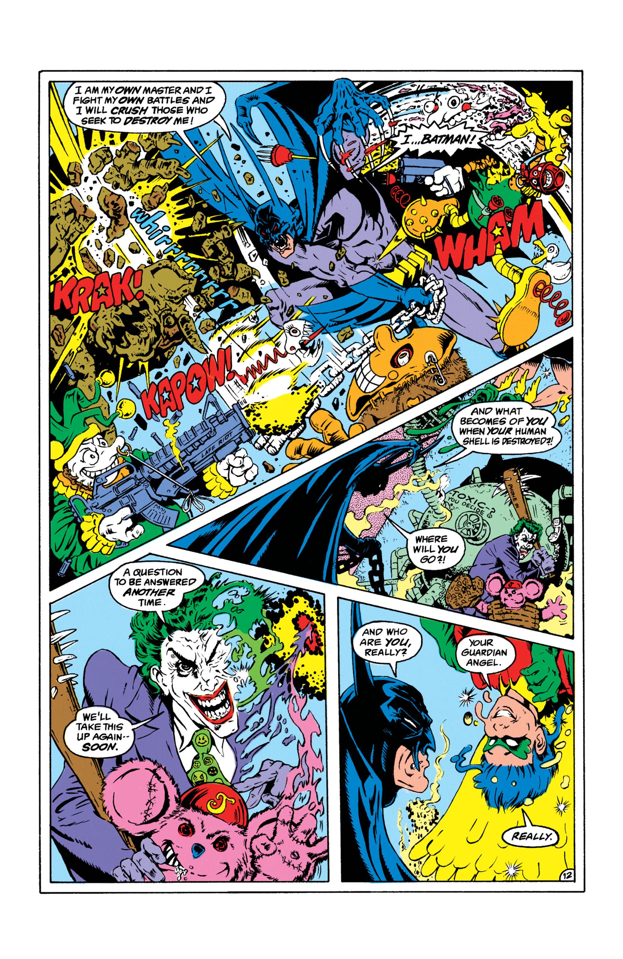 Detective Comics (1937) 623 Page 12
