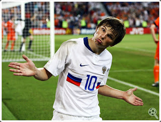Arshavin Russia