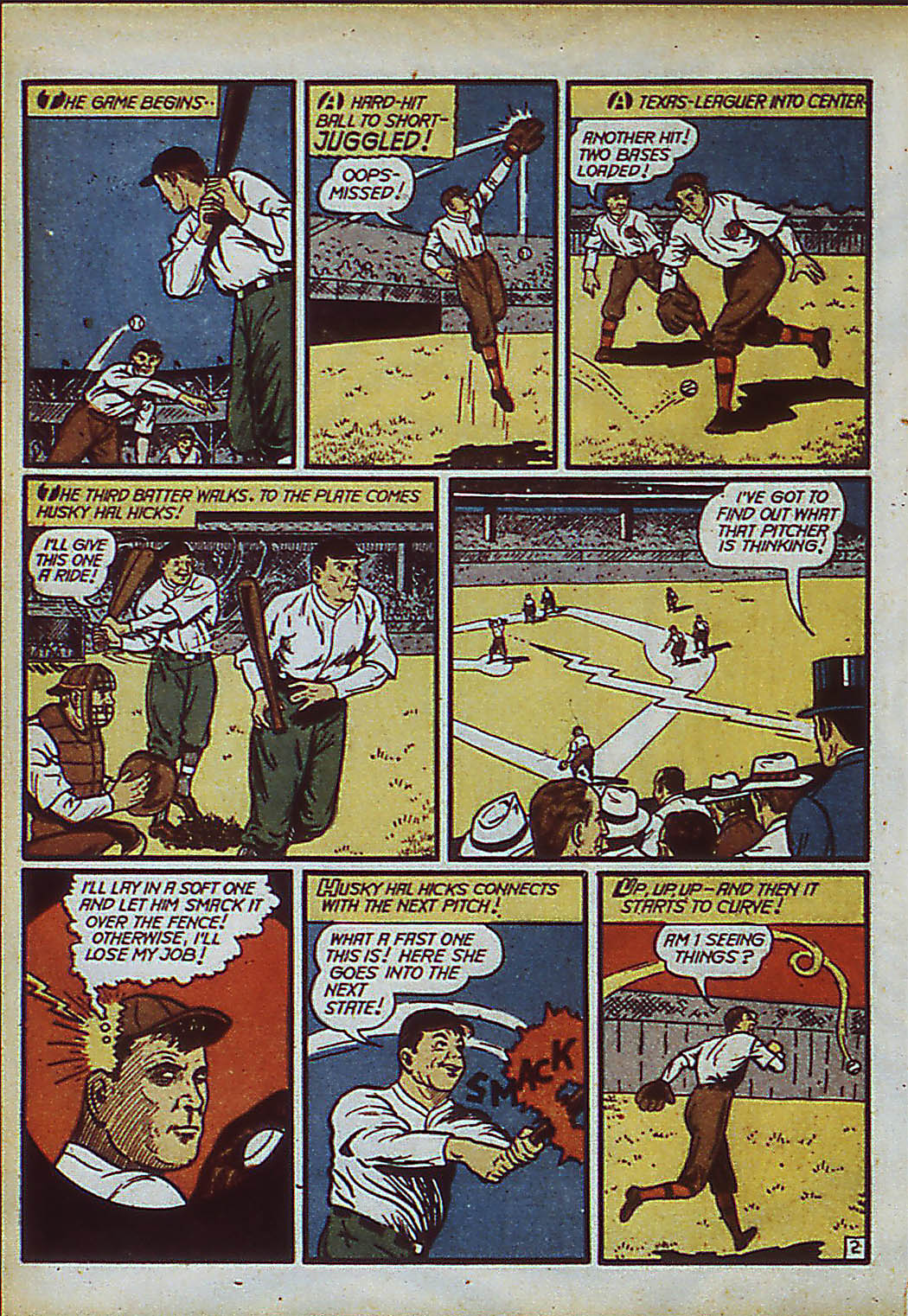 Read online Action Comics (1938) comic -  Issue #37 - 58