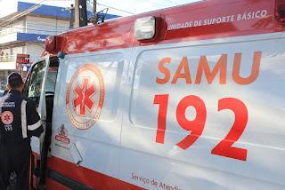 Bebê de 3 meses morre engasgado em Santa Rita