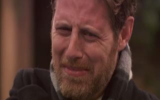 Nicolas piange Il Segreto