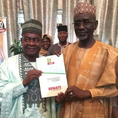 Shekarau dumps Presidential Ambition, picks APC Senate Form for Kwankwaso's seat
