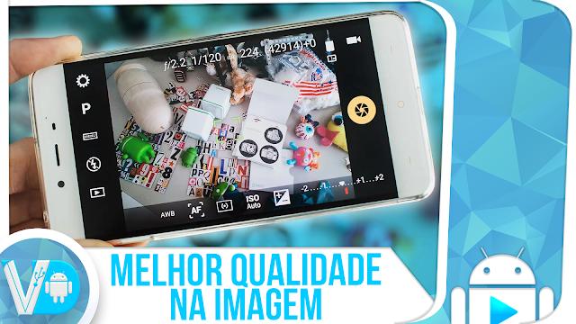AGIR! 📷 MELHORE a QUALIDADE da CÂMERA do seu celular Android em até 300% // SEM ROOT