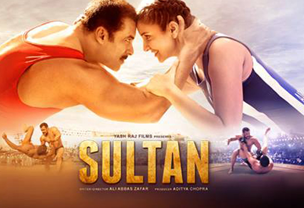 Sultan - 2016 (Bollywood Sports Drama Film)