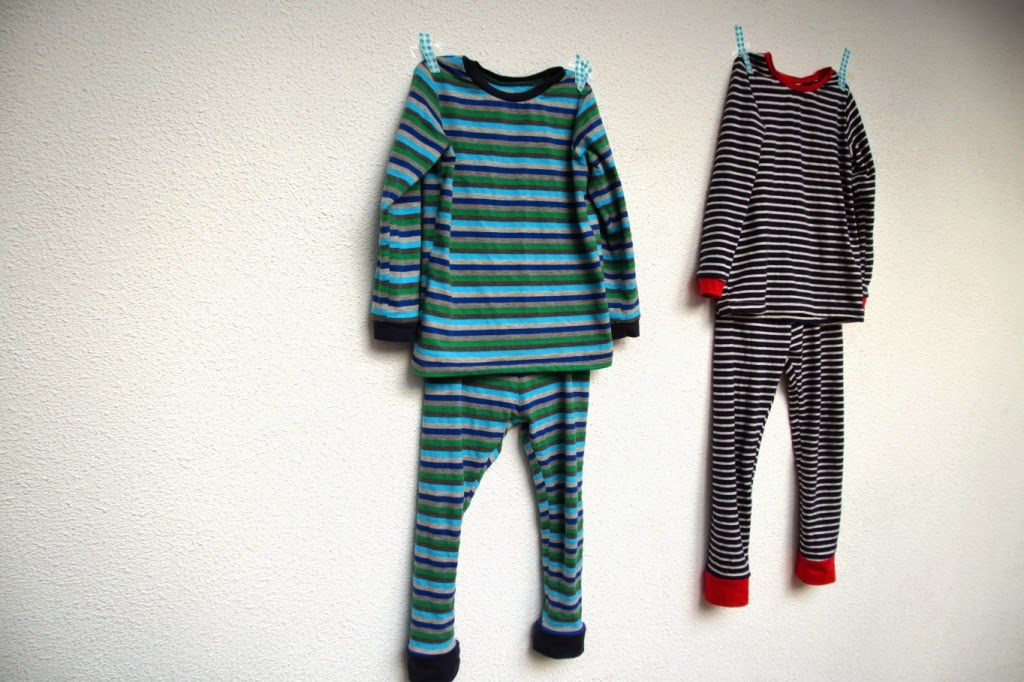 huisje boompje boefjes- PJ's based on go to leggings and rowan tee