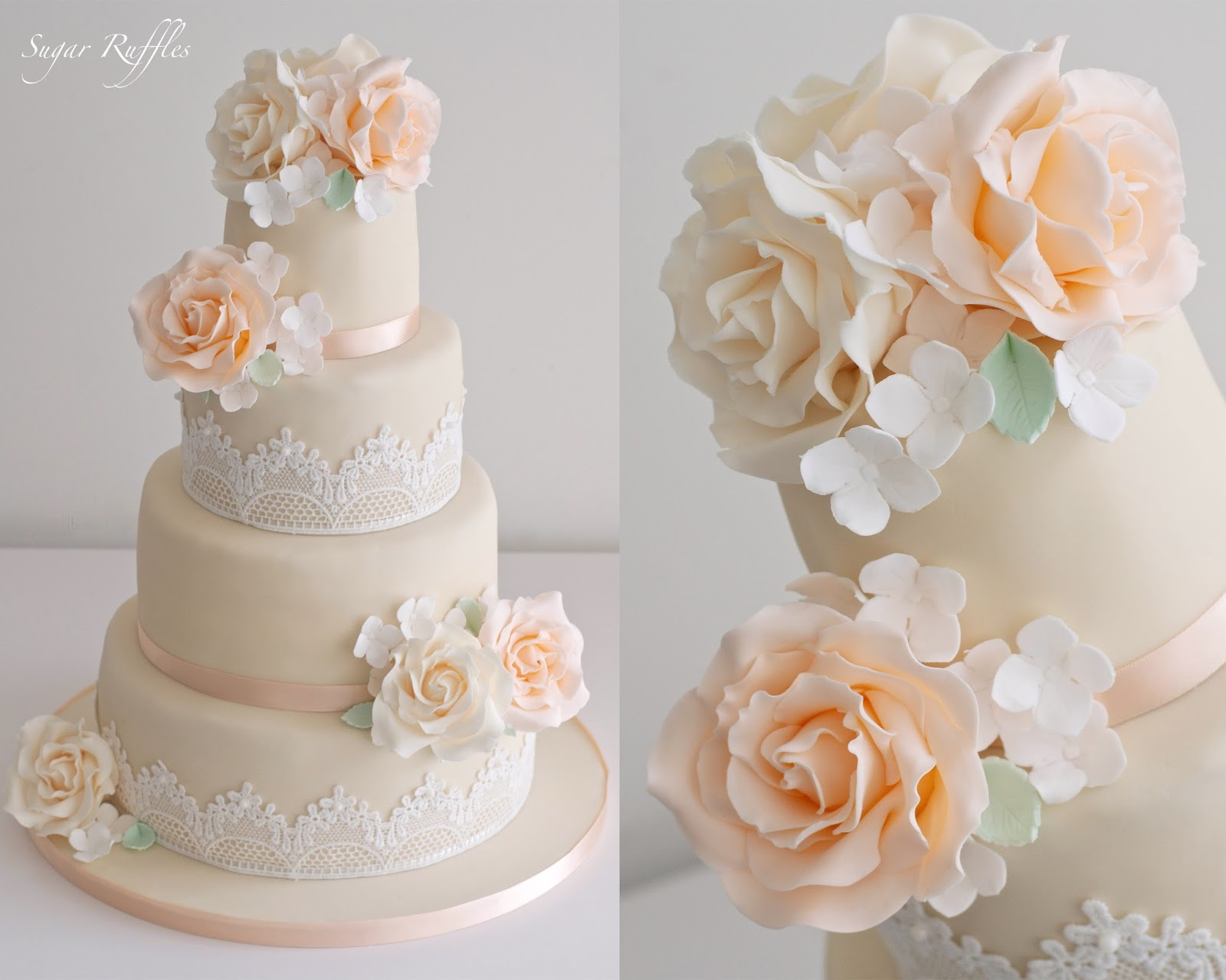 Wedding Cakes (continued)