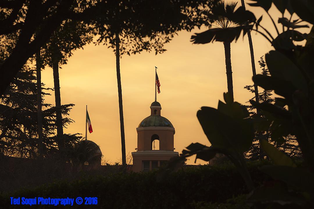 La photo hotel california for Hotel california
