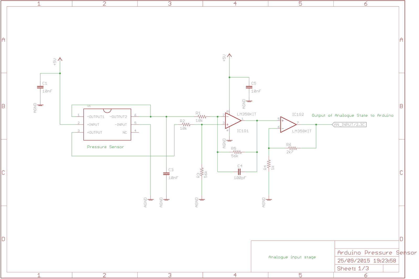 Difference Amplifier Hackspace Manchester Lm358 Pin Diagram And Datasheet Of The Circuit I Havent Discussed Rs485 Before But It Is A Fairly Common Serial Communications Protocol Here Full Schematic