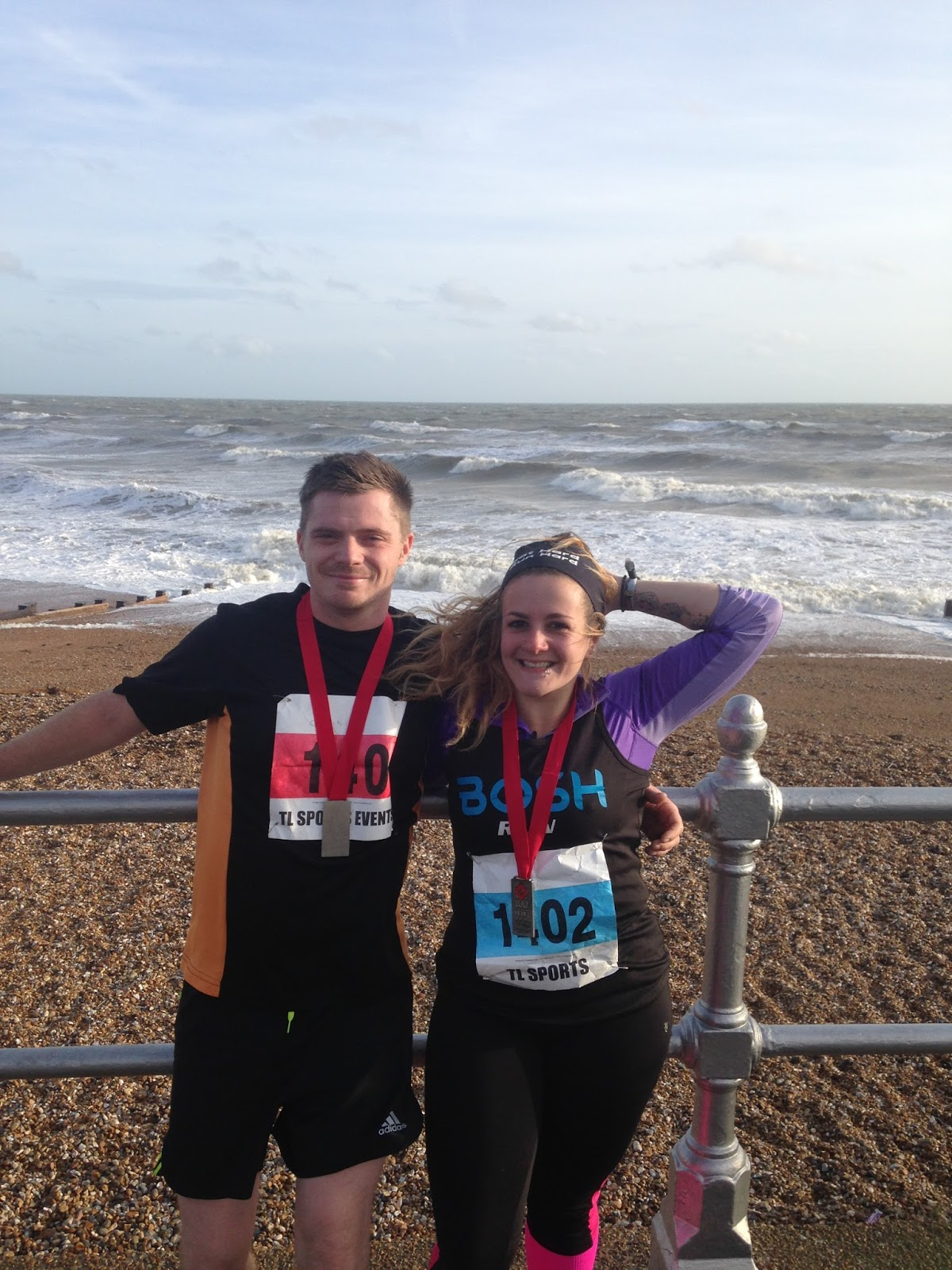 FitBits | Poppy 10k Bexhill running