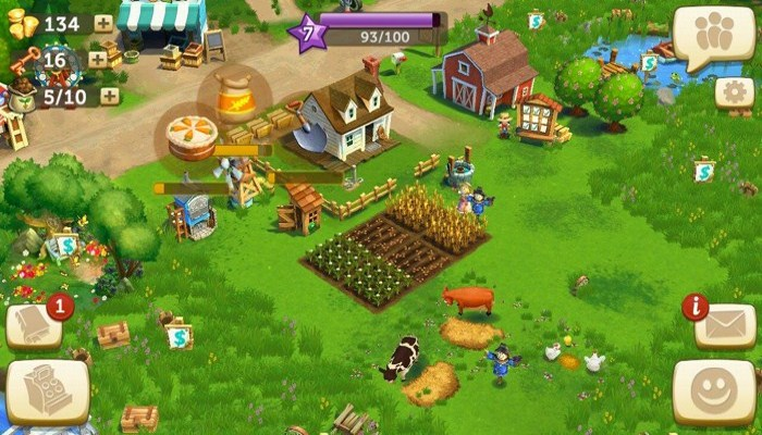 Download FarmVille 2 apk