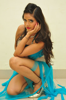 Actress Shreya Vyas Stills at 24 Movie Movie Audio Launch  0027.JPG
