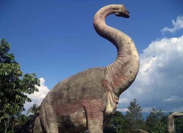 wisata majalengka taman dinosaurus