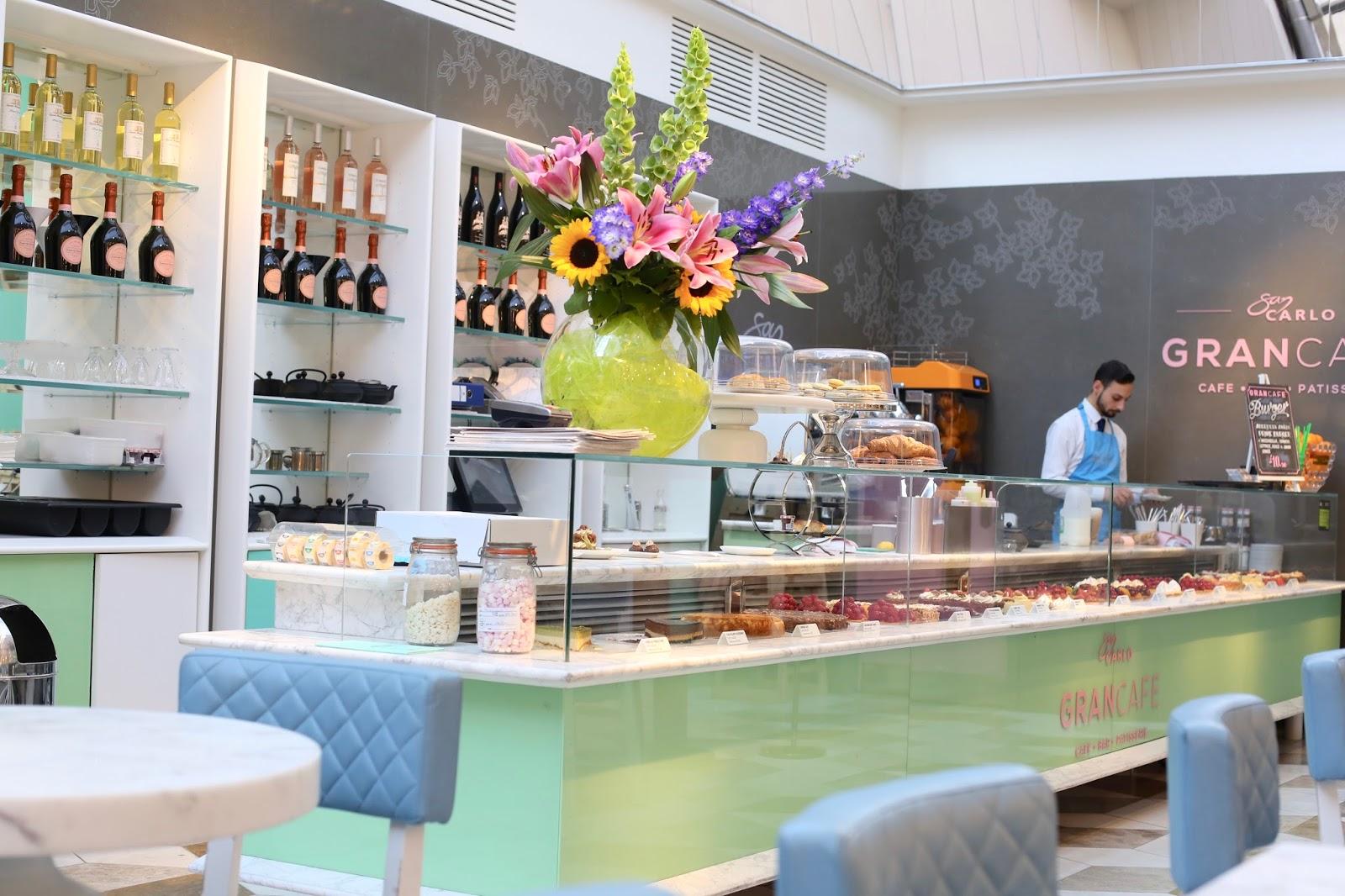 Selfridges Gran Cafe