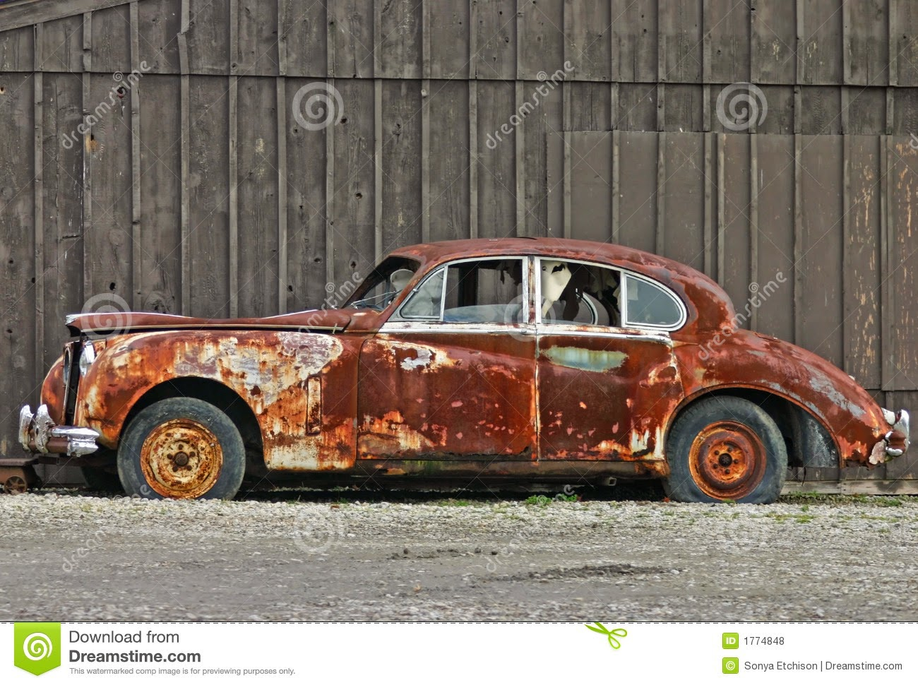 The Automobile and American Life: Nothing I hate more than rusty cars!