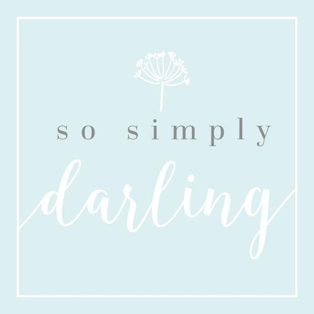 So Simply Darling Logo
