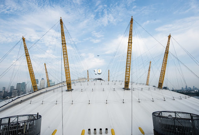 The O2 Celebrates Its 10th birthday