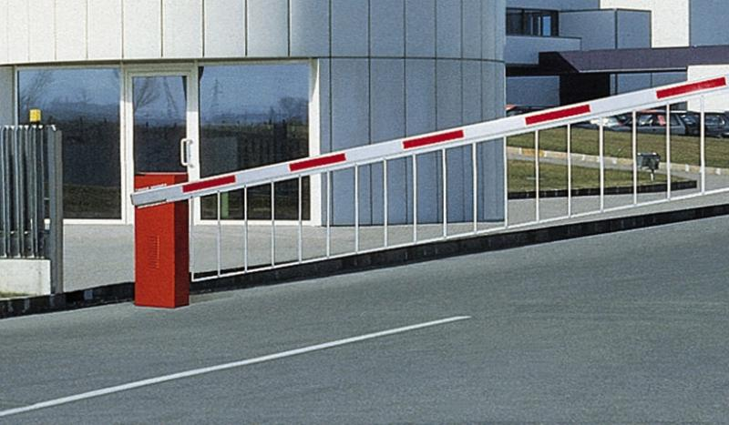 Barrier Jumps Galleries: Barrier Gates