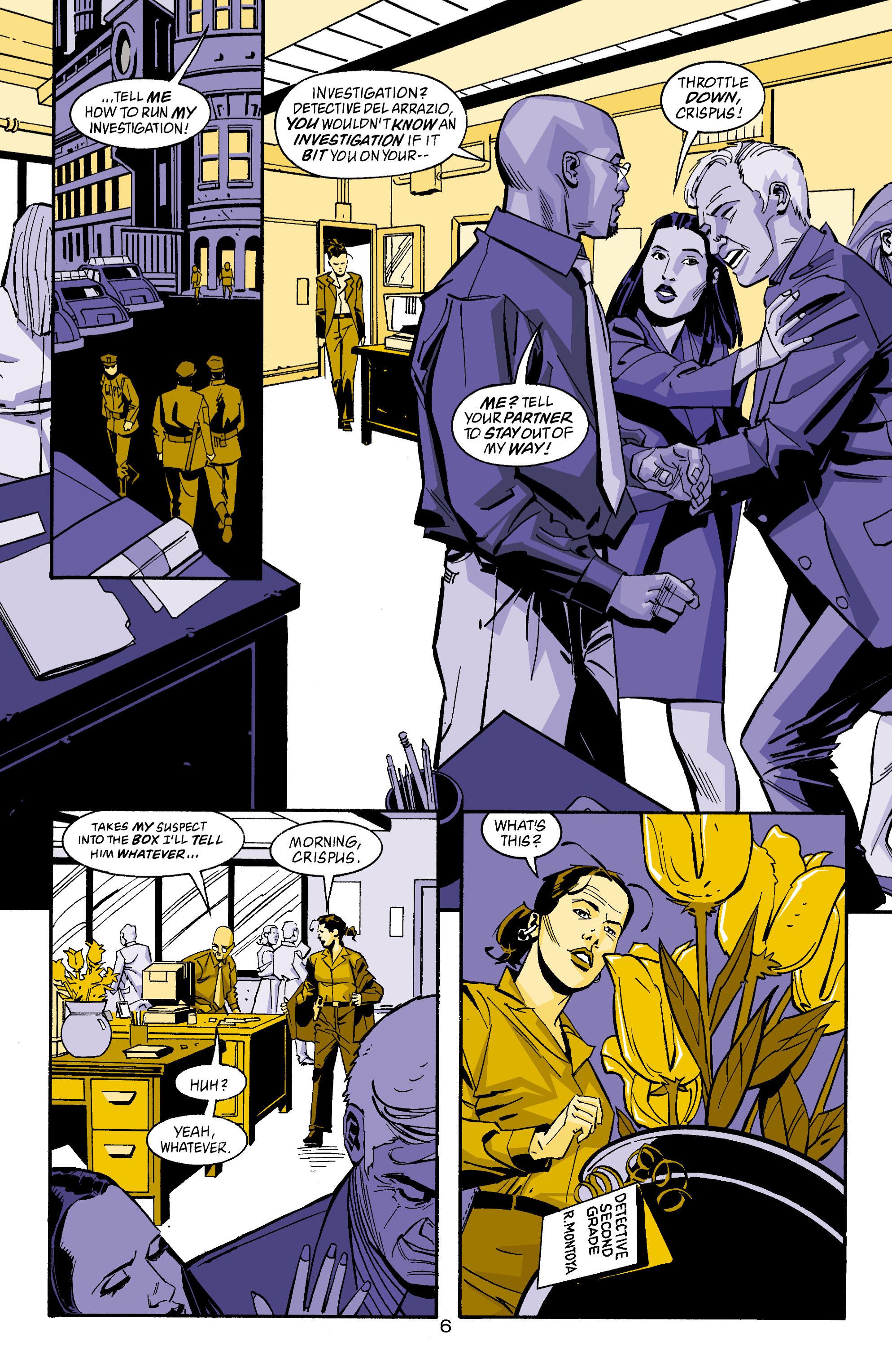 Detective Comics (1937) 747 Page 6