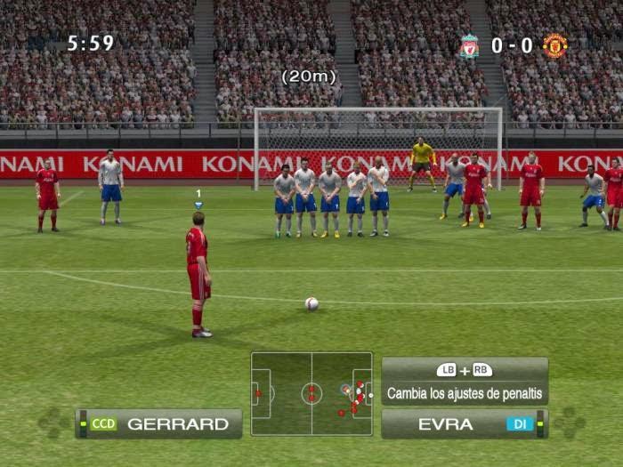 لعبة Pro Evolution Soccer 2009 مضغوطة