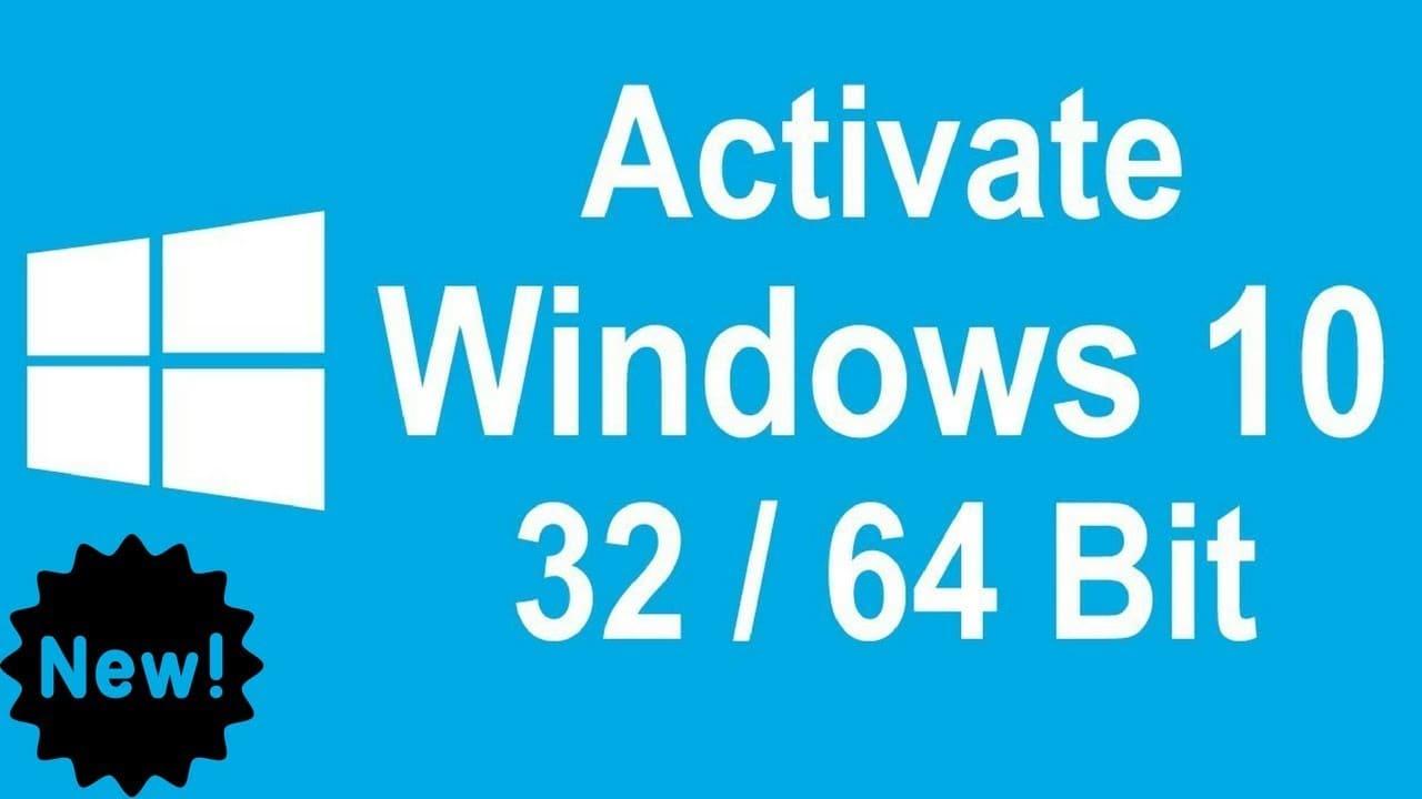 تفعيل جميع إصدارات ويندوز 10 برو بدو برامج أو سيريال