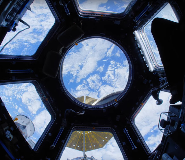 estação espacial internacional ultra hd 4k iss spacial station nasa