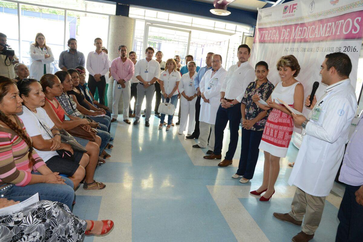 Sd video emprende mercedes calvo intensa gira de trabajo en el puerto de acapulco - Trabajo en el puerto ...