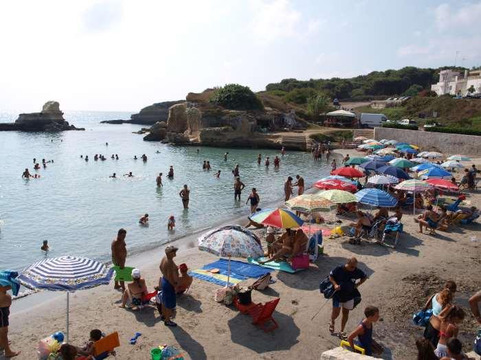 Spiaggia Sant Andrea